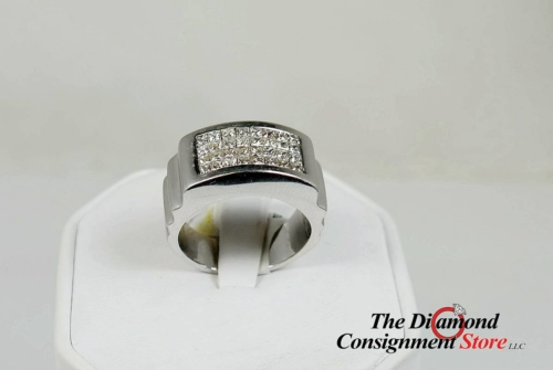 2.29 men's diamond band