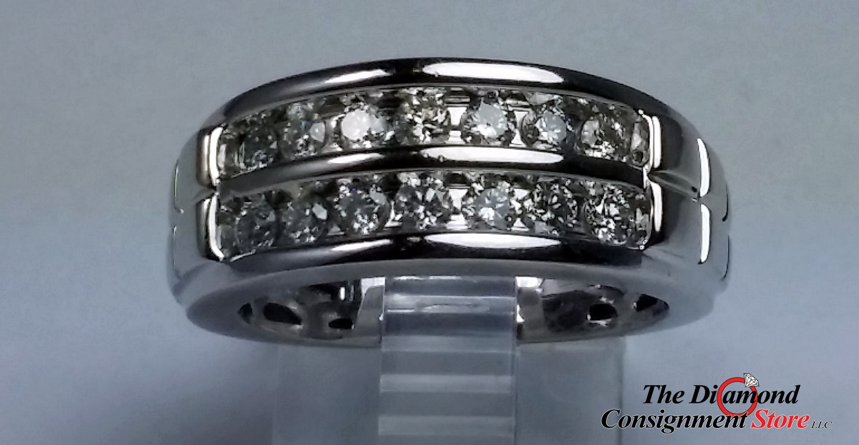 Gallery the diamond consignment store for Wedding ring consignment