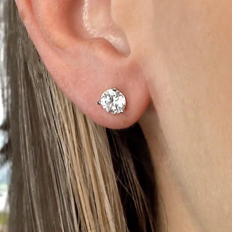 Martini Set Diamond Earrings Early The